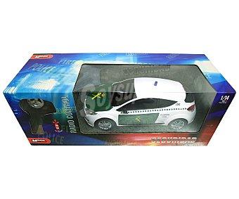 Mondo motors Renault Megane, coche de la Guardia Civil, a escala 1:14 manejado a través de mando radiocontrol 1 unidad