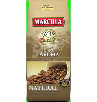 Marcilla Café en Grano Natural Gran Aroma 250 g