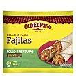 Relleno para fajitas pollo y verduras asadas 300 g Old El Paso