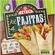 Fajitas Paquete de 325 g Azteca