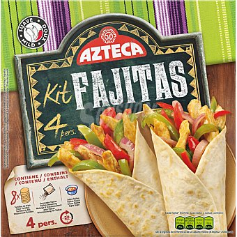Azteca Fajitas Paquete de 325 g