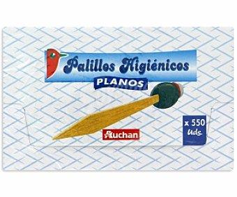 Auchan Palillos planos 550 Unidades