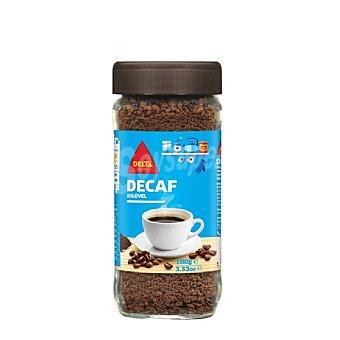 Delta Cafés Café soluble natural descafeinado 100 g