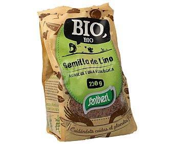 Santiveri Semillas de lino de agricultura ecológica 250 gr