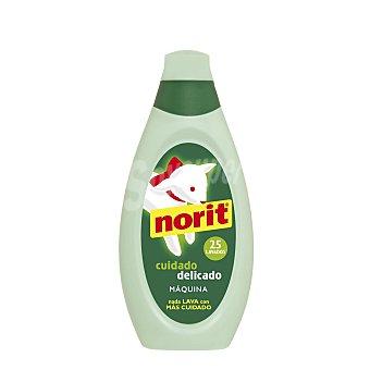 Norit Detergente líquido cuidado delicado máquina 25 750 ml
