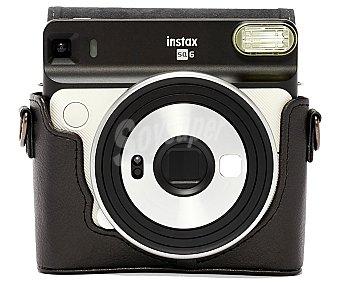 Fujifilm Funda para cámara instax sqare SQ6 blush Black SQ6 case