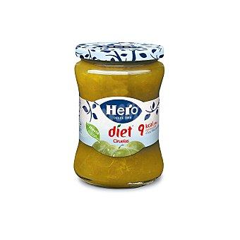 Hero Confitura diet de Ciruela Sin Azúcar 280 Gramos