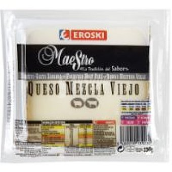 Eroski Queso viejo mezcla Maestro 330 g