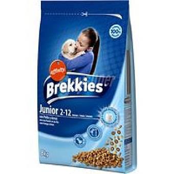 Brekkies Affinity Alimento para cachorros Saco 8 kg