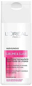 L'Oréal Paris Agua Micelar Desmaquillante Sublime & Suave de l'oréal 200 ml