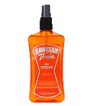 Hawaiian Tropic Optimizador del bronceado 200 ml