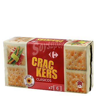 Carrefour Crackers 250 g