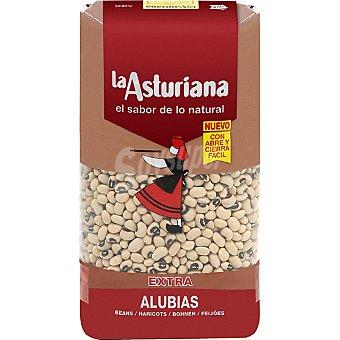 La Asturiana Alubia blanca carilla Paquete 1 kg
