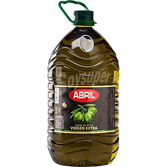 Abril Aceite de oliva virgen extra bidon 5 l