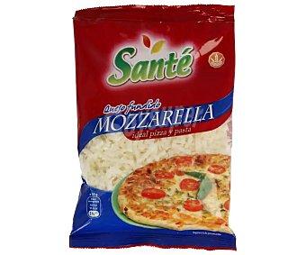 Santé Queso rallado mozzarella 150 g