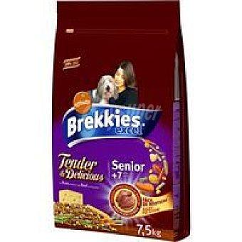 Brekkies Affinity Tender Delicious senior Saco 7,5 kg