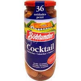 Boklunder Salchicha cocktail Paquete 250 g