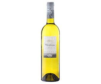 BACH CHARDONNAY Vino blanco con denominacion de origen del Penedés Botella de 75 centilitros