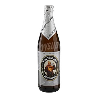 Franziskaner Cerveza alemana rubia 50 cl