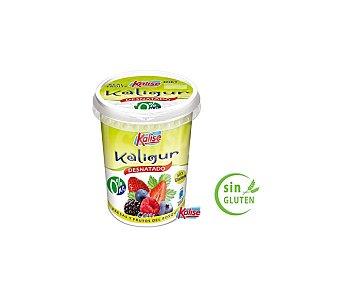 Kalise Yogur desnatado con frutos del bosque Kalise 400 g