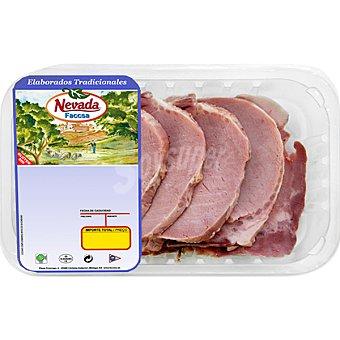 LA MONTAÑERA Chuletas de Sajonia de cerdo bandeja 500 g peso aproximado