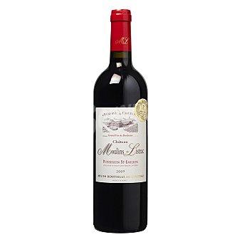 Chateau Moulins Listrac Vino tinto francés 75 cl