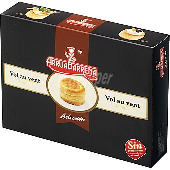 Arruabarrena vol au vent 38 mm Estuche 72 g