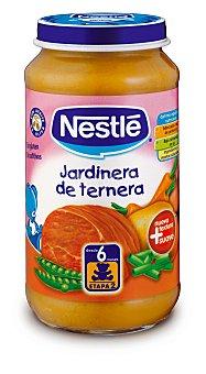 Nestlé Ternera a la Jardinera 250g