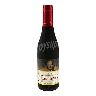 Faustino V Vino D.O. Rioja tinto reserva 37,5 cl