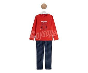 In Extenso Pijama de algodón para niño Oeko-tex, talla 12