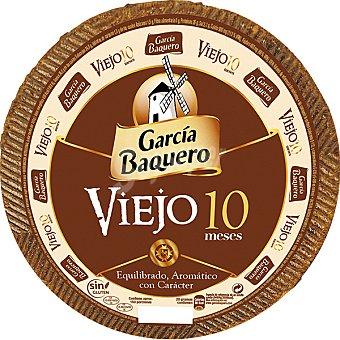 García Baquero Queso viejo  1 kg (peso aproximado pieza)