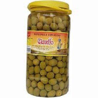 Claudio Aceitunas sabor manzanilla con hueso 1,9 kg
