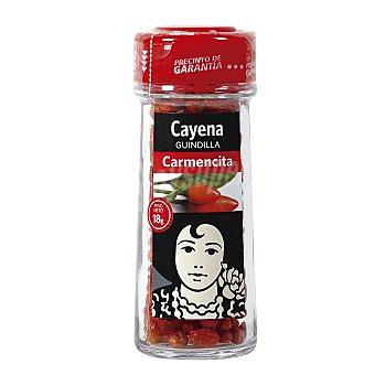 Carmencita Pimienta Cayena entera 18 g