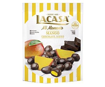 Lacasa Bolitas de chocolate rellenas de mango 115 g