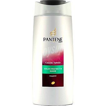 Pantene Pro-v Champú color protect & suave para cabello teñido frasco 500 ml + acondicionador frasco 200 ml Frasco 500 ml
