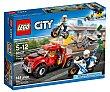 Juego de construcciones con 144 piezas Camión grúa en problemas, City 60137 1 unidad LEGO