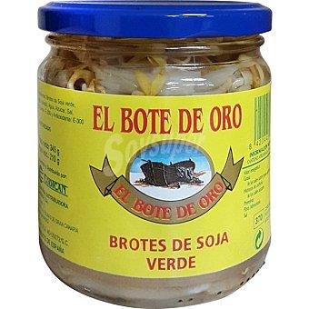 El Bote de Oro Brotes de soja verde Frasco 180 g neto escurrido