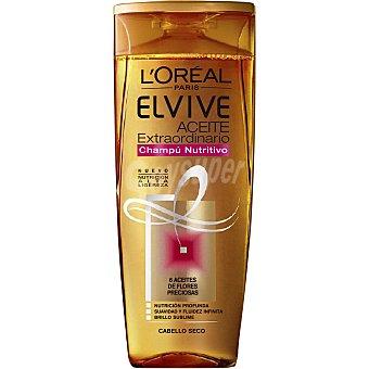 Elvive L'Oréal Paris Champú aceite extraordinario bote 300ml