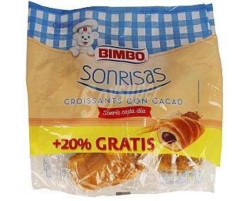 Bimbo Croissants de chocolate minicao Bolsa 225 g