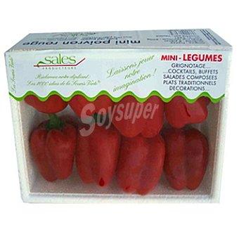 Sales Pimiento Rojo Mini Bandeja 200 g