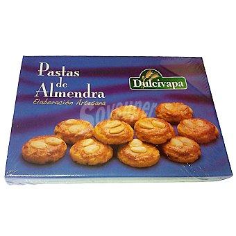 DULCIPAVA Pastas de almendra Estuche 225 g