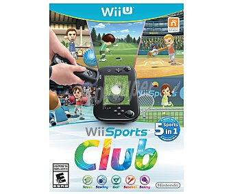 NINTENDO WiiU Sports Club  1u