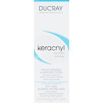 Keracnyl Ducray Crema mate Tubo 30 ml