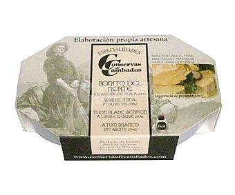 Conservas de cambados Bonito fresco de Burela en aceite de oliva 72 g