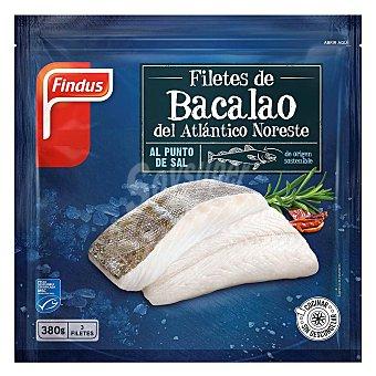 Findus Filetes de bacalao al punto de sal 420 g