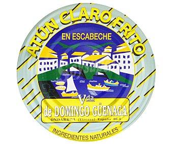 Guenaga Atún Claro en Escabeche Lata de 180 Gramos