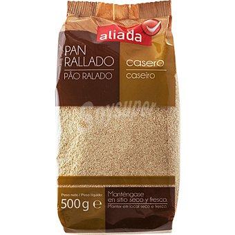 Aliada pan rallado casero Bolsa 500 g