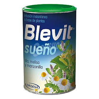 Blevit Sueño infusión con tila, melisa y manzanilla Bote 150 g
