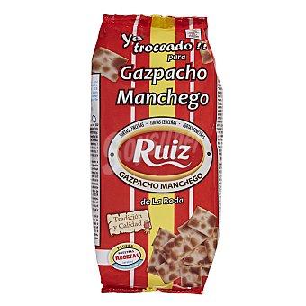Ruiz Tortas gazpacho troceadas industrial Paquete 175 g