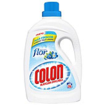 Toque Colon detergente liquido de flor 26 lavados